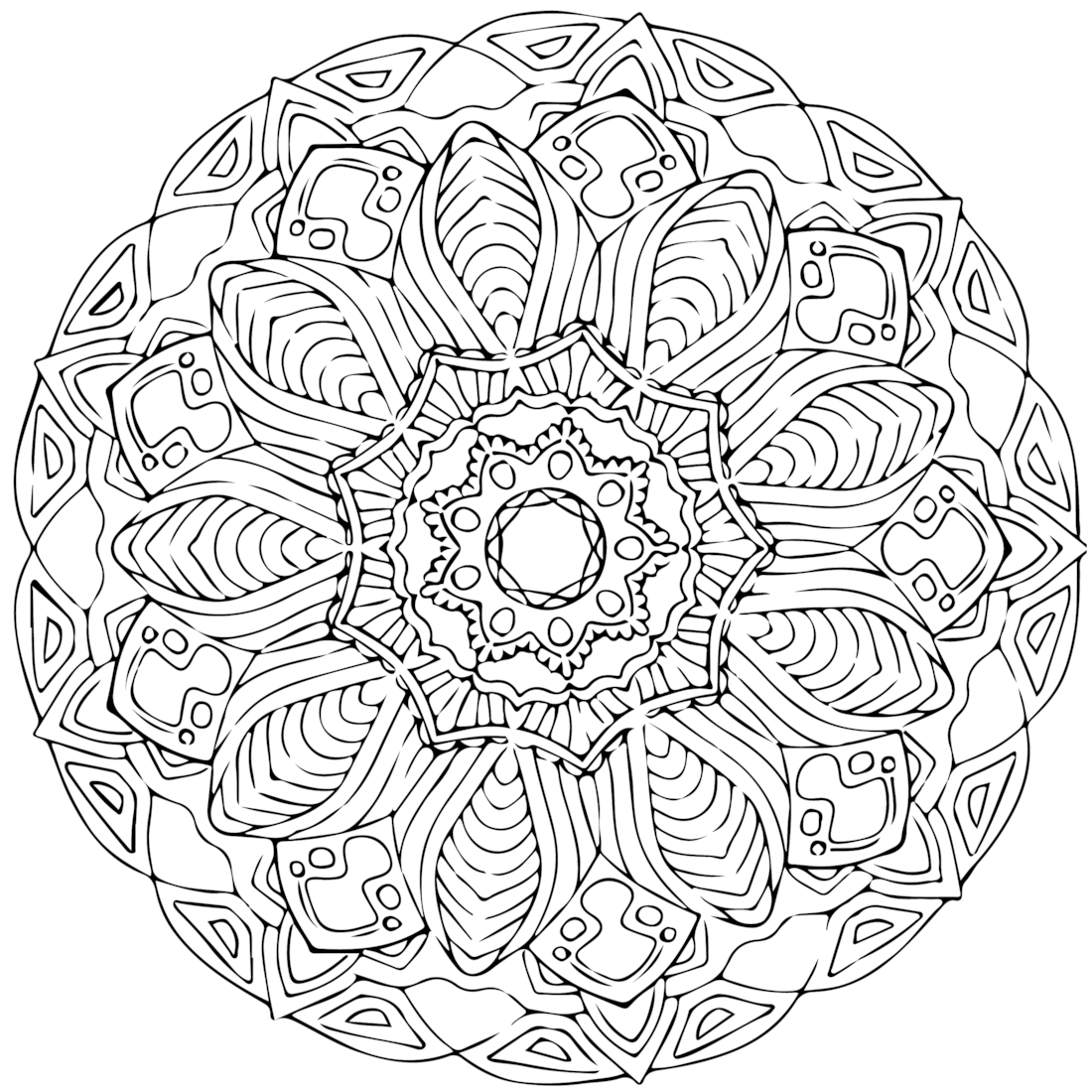 Picture of Family Heirloom coloring page