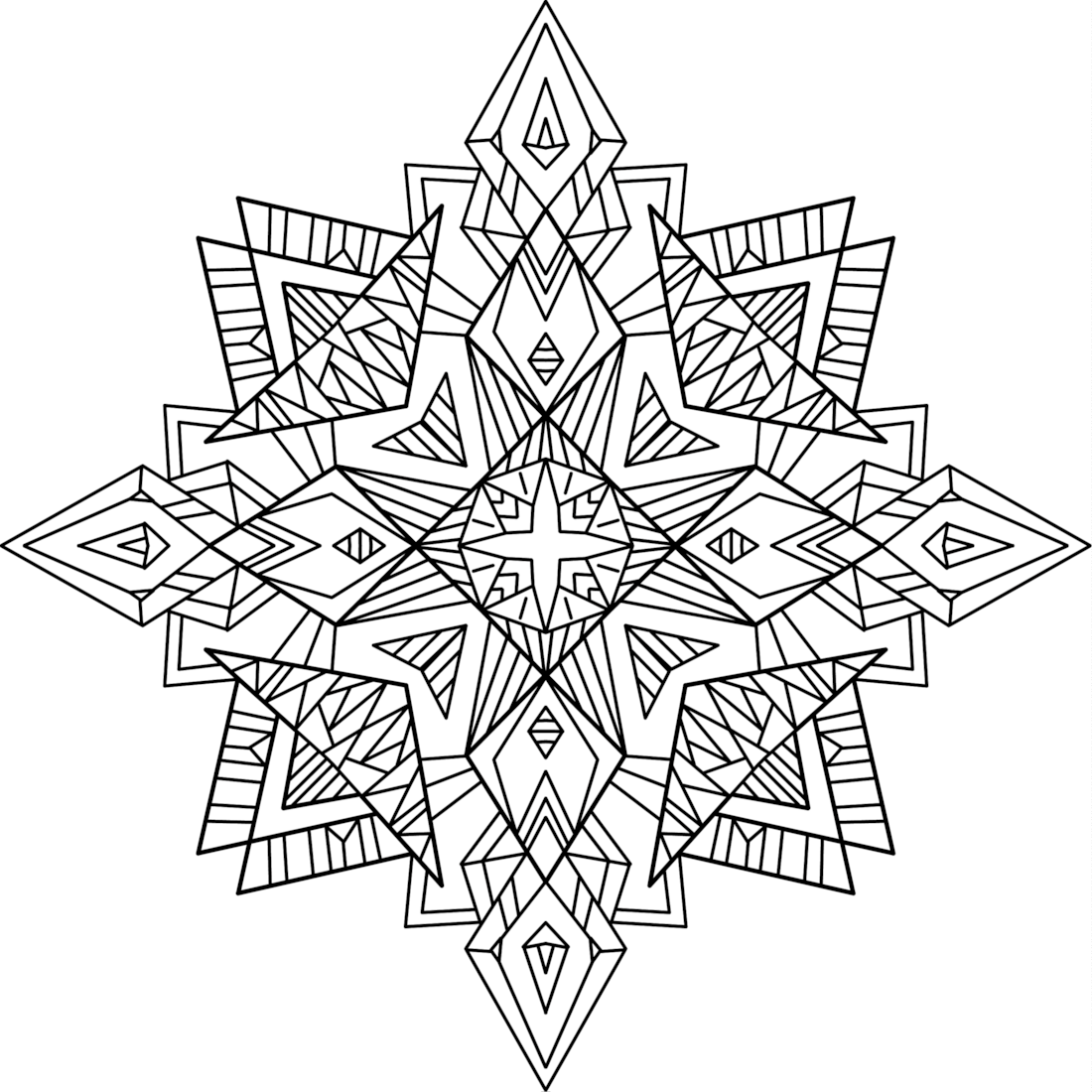 Picture of Four Noble Truths coloring page