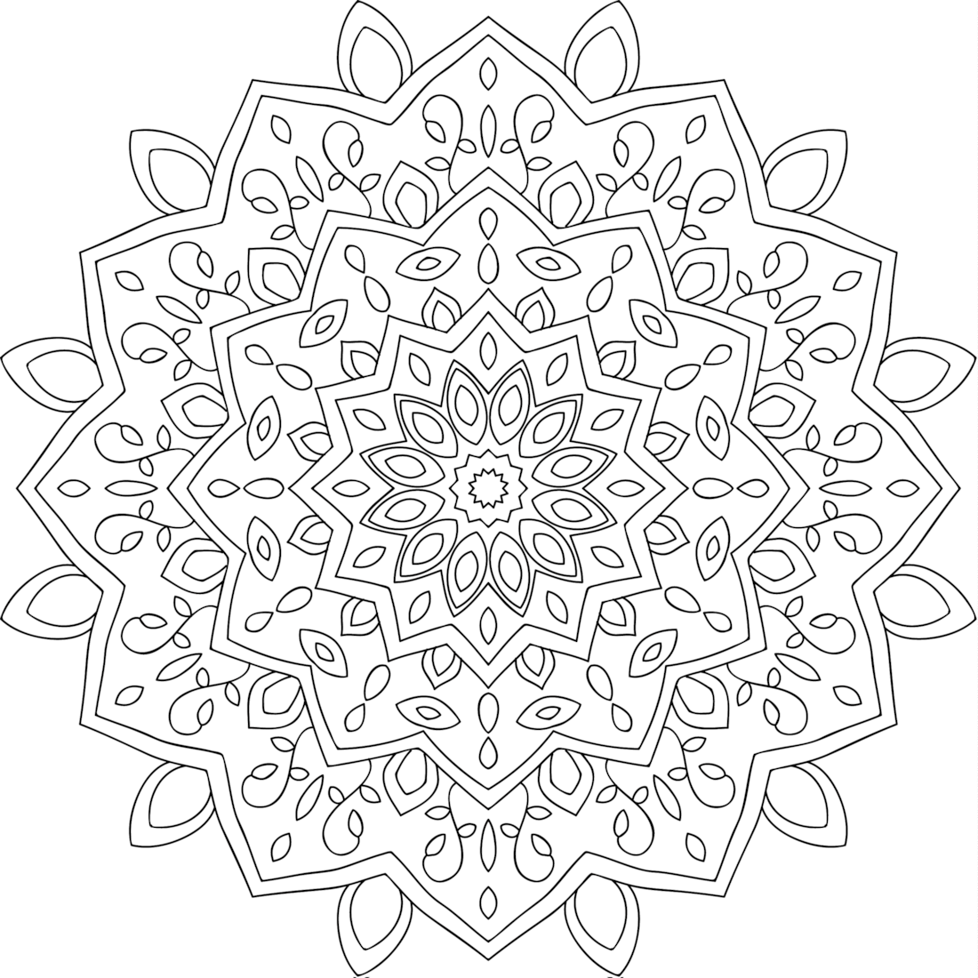picture of helping hands coloring page - Helping Hands Coloring Page