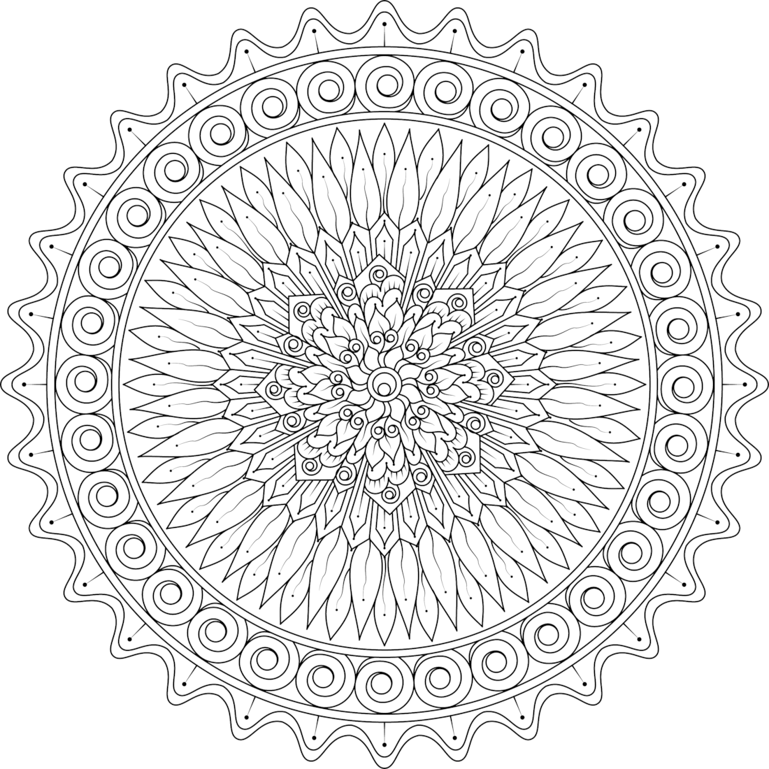 Picture of Kindled Love coloring page