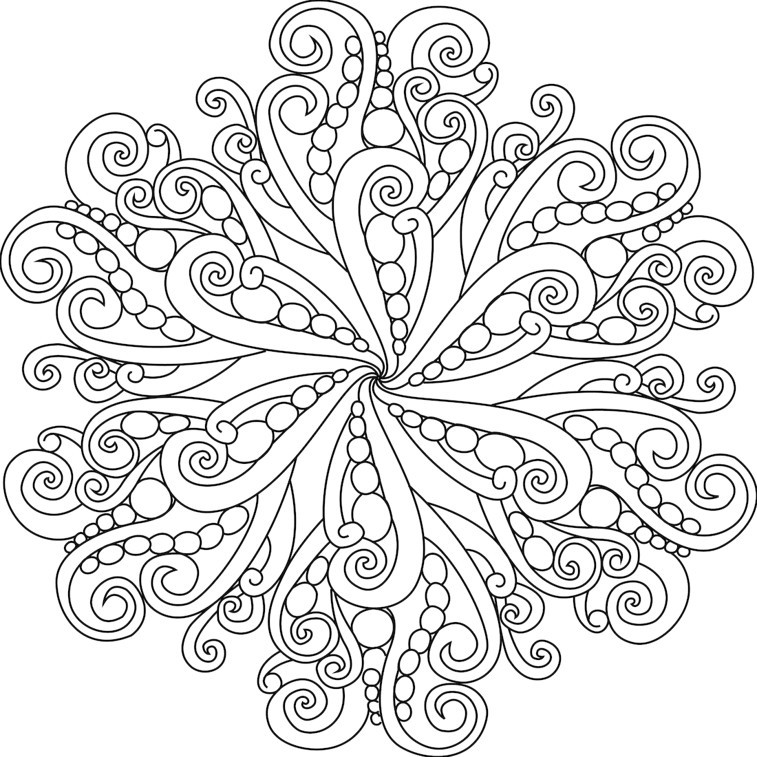 Coloring Pages Just for You