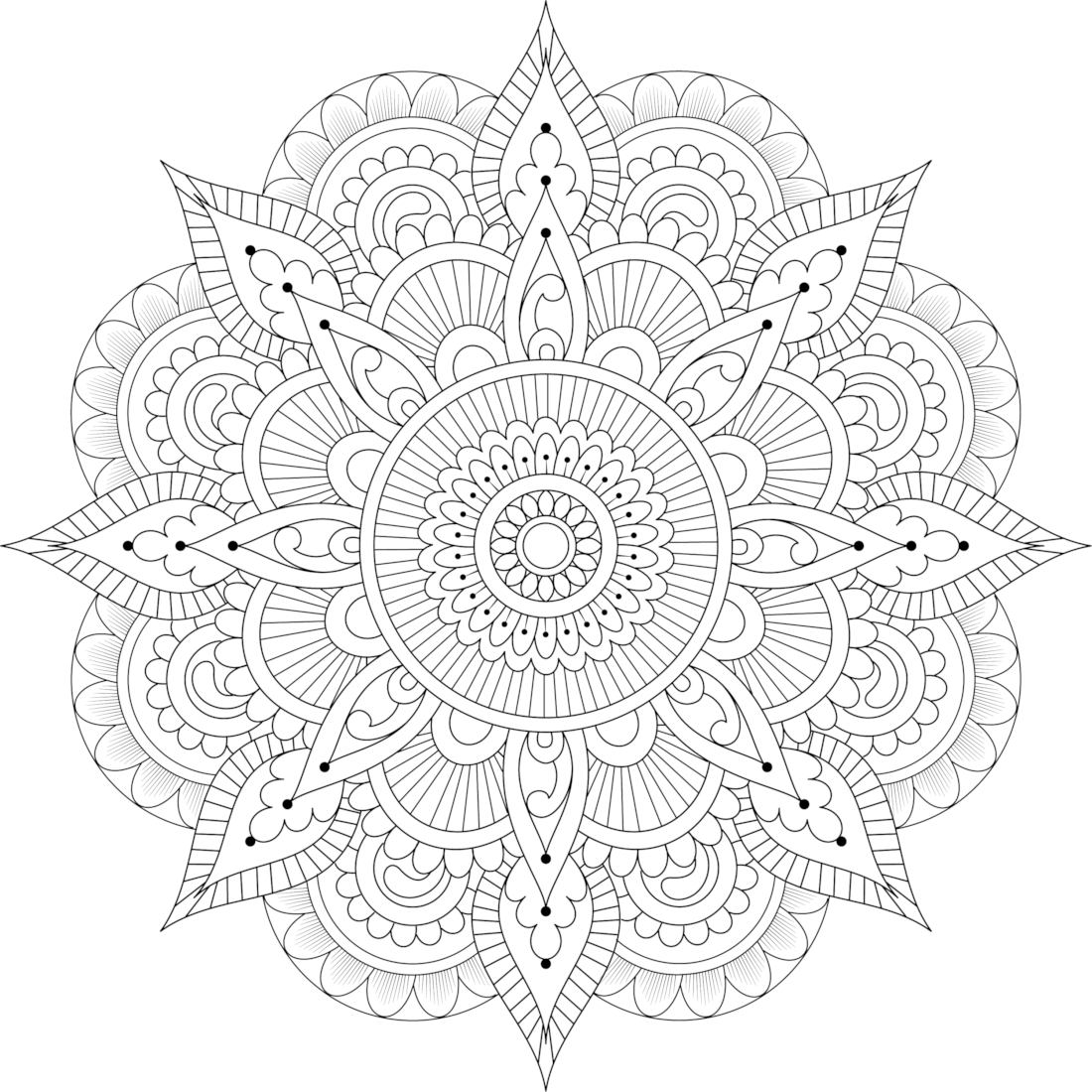 Picture of Only Dreaming coloring page