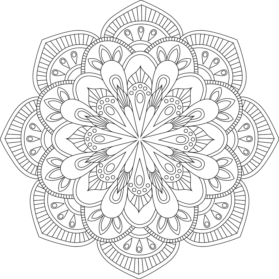 Picture of Path to Gati coloring page