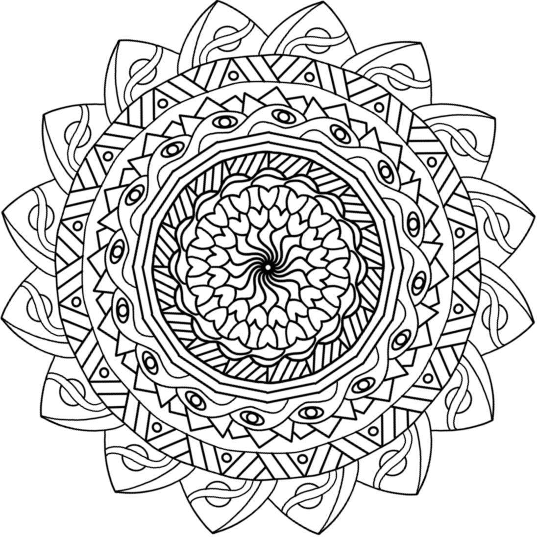 Picture of Starling Sweet coloring page