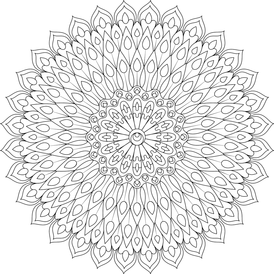 Picture of Youthful Inspiration coloring page