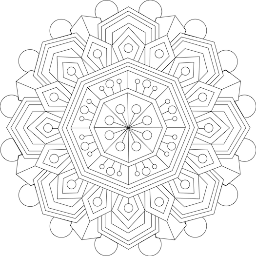 calm coloring pages - photo#45
