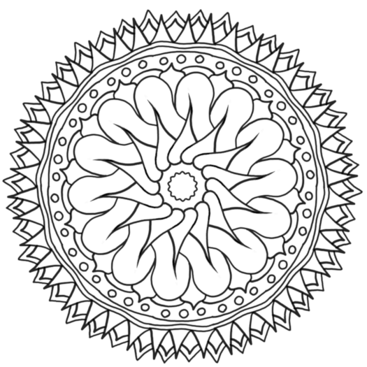 16 Best Coloring images | Adult coloring pages, Coloring books ... | 525x525
