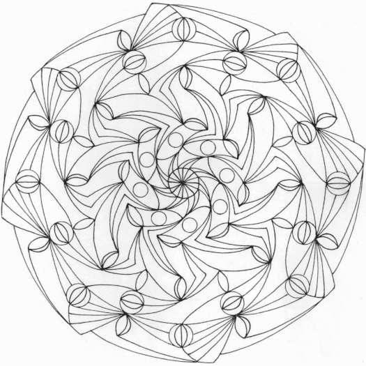here there and everywhere - Free Coloring Pages